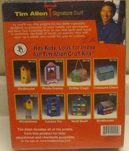 Tim Allen Signature Stuff Memoboard Craft Kit
