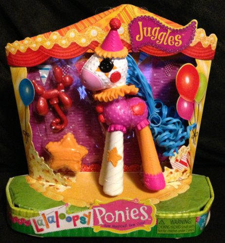 Lalaloopsy Mini Ponies Juggles Figure - 1