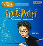 Harry Potter: Die komplette Hörbuch Edition - Gelesen von Rufus Beck (Harry Potter, gelesen von Rufus Beck, Band 8)