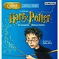 Harry Potter: Die komplette H�rbuch Edition - Gelesen von Rufus Beck