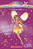Rainbow Magic: The Night Fairies #1: Ava the Sunset Fairy