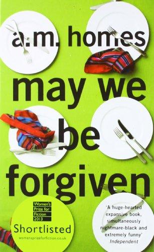 Buchseite und Rezensionen zu 'May We Be Forgiven' von A. M. Homes