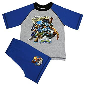 Skylanders Swapforce pyjama | Garcon Skylanders Ensemble de Pyjama | 9 - 10 ans
