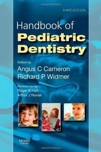 Handbook of Pediatric Dentistry, 3e