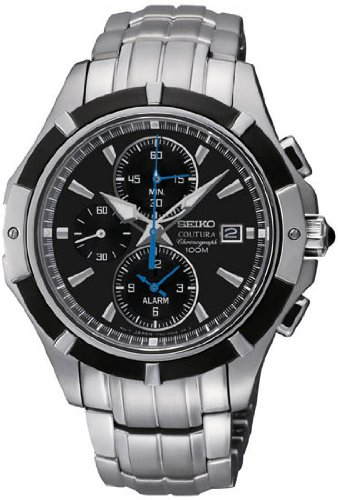 Seiko Coutura Men's Quartz Watch SNAF11
