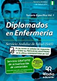 img - for Diplomados en Enfermer a del SAS. Temario Espec fico. Volumen 1 (Spanish Edition) book / textbook / text book