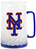 MLB New York Mets 36-Ounce Crystal Freezer Monster Mug