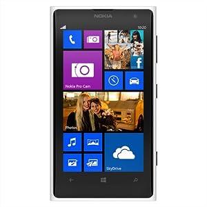 Nokia Lumia 1020 Smartphone, Bianco [Italia]