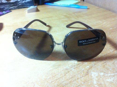 Dolce&Gabbana DG 2050B 154/13 ANTIQUE GOLD BROWN