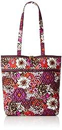 Vera Bradley Tote Bag, Rosewood, One Size