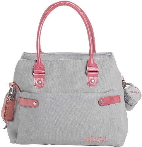 Beaba Stockholm Diaper Bag - Coral front-2821