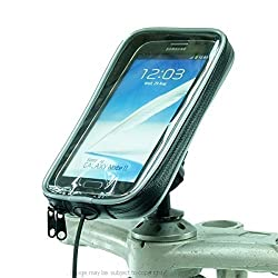 12mm Hexagon Hole Phone Mount for Honda Blackbird / Kawasaki Motorcycles fits Samsung Galaxy Note 2 II