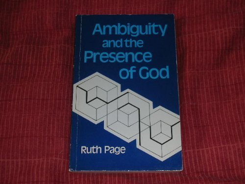Ambiguity and the Presence of God