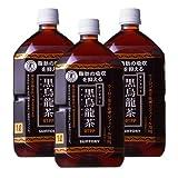 サントリー 黒烏龍茶 1LPET×12本 3ケース