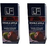 Two Double Apple Hookah Flavor