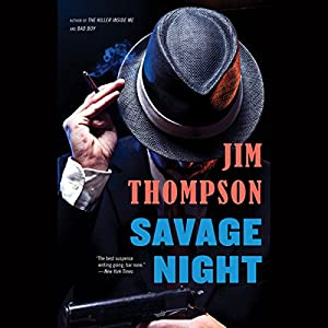 Savage Night Audiobook