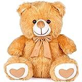 SWS Sweet Teddy Bear- 14 Inch - B01KXTXYFK