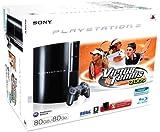 echange, troc Console PS3 (80 go) + Virtua Tennis 2009