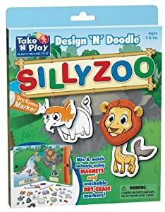 Silly Zoo - Design 'N' Doodle