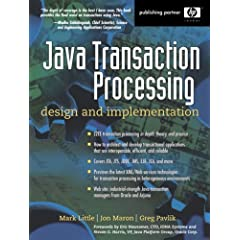 Java Transaction Processing: Design and Implementation (HP Professional Series)