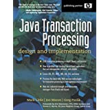Java Transaction Processing: Design and Implementation ~ M. C. Little