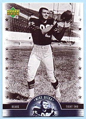 Mike Ditka 2005 UD NFL Legends #70 - Chicago Bears