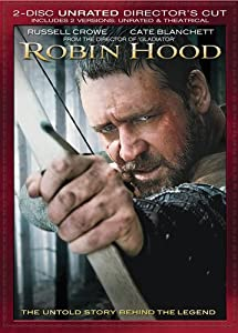NEW Robin Hood (2010) (DVD)