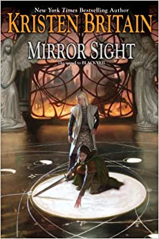 Mirror Sight: Book Five of Green Rider by Kristen Britain