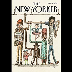 The New Yorker, March 17th 2014 (Andrew Solomon, Tad Friend, David Remnick) | [Andrew Solomon, Tad Friend, David Remnick]