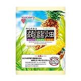 マンナンライフ 蒟蒻畑 パイナップル味 25gX12 マンナン