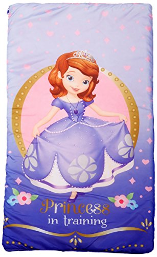 Disney Jr Sofia The 1st Princess in Training Slumber-Bag