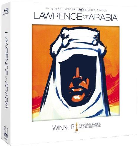 Lawrence von Arabien - Restored Version [3 DVDs] [Blu-ray] [Limited Edition]