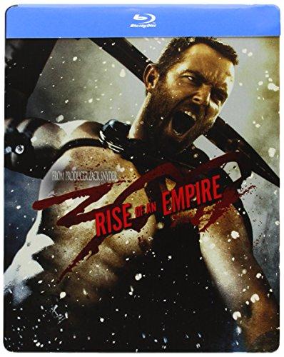 300: El Origen De Un Imperio - Edición Metálica (edición exclusiva Amazon, limitada en unidades) (BD + DVD + Copia Digital) [Blu-ray]