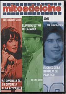 Mitos Del Cine - Se Divorcia Él, Se Divorcia Ella (2ª Parte) / El Pan Nuestro De Cada Día / El Chico De La Burbuja (Import Edition) (Non Us Format) (Region 2)