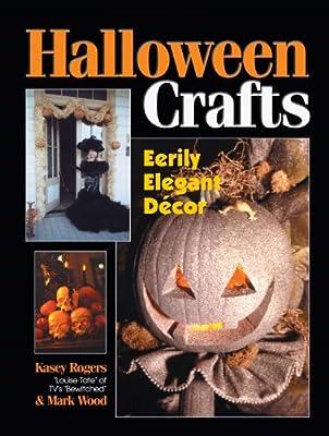 Halloween Crafts: Eerily Elegant Decor