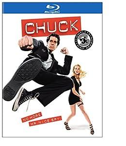 Chuck: Season 3 [Blu-ray]