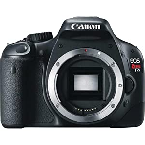 Canon EOS Rebel T2i DSLR Camera (Body Only)