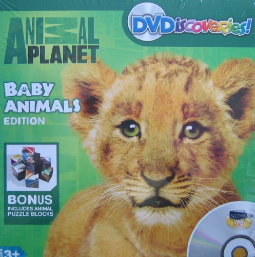DVDiscoveries! Baby Animals Edition