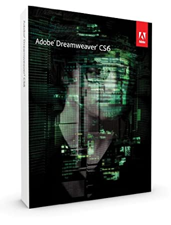 Adobe Dreamweaver CS6, Upgrade Version from Dreamweaver CS3/CS4/CS5 (PC)