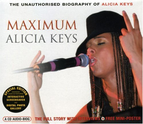 Alicia Keys - Maximum Alicia Keys [Audio Biography] - Zortam Music