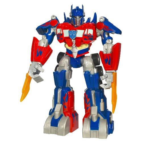 Transformers Power Bots - Optimus Prime With Sword