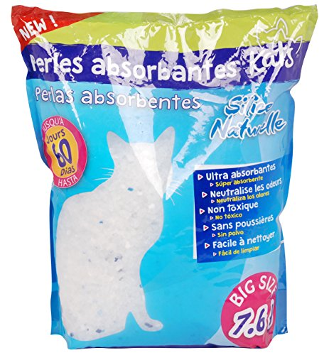 kats-anti-bacterial-silica-crystal-cat-litter-76l-34kg-of-natural-non-toxic-ultra-absorbent-odour-ne