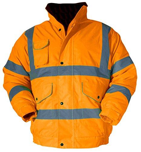 baratec-mens-entrepreneur-haute-visibilite-orange-taille-xxxx-large