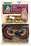 Gardeneer By Dalen NE-OR Natural Enemy Scarecrow Inflatable Owl