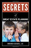 img - for Secrets of Great Estate Planning book / textbook / text book