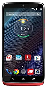 Motorola DROID Turbo, Metallic Red 32GB (Verizon Wireless)