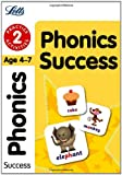 Louis Fidge Phonics 2: Practice Activities (Letts Key Stage 1 Success) (Letts Key Stage 2 Success)