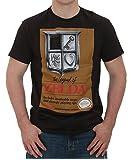 Legend Of Zelda 4 Way Shield T-Shirt