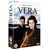 Vera: ITV1 Series - Complete Season 1 Including Pilot + 3 Bonus Cases (2 Disc Set) [DVD]