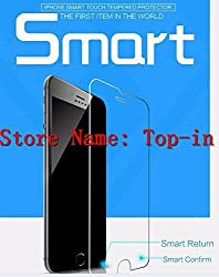 Top-in Smart tempered Glass Screen Protector for iPhone 6 4.7